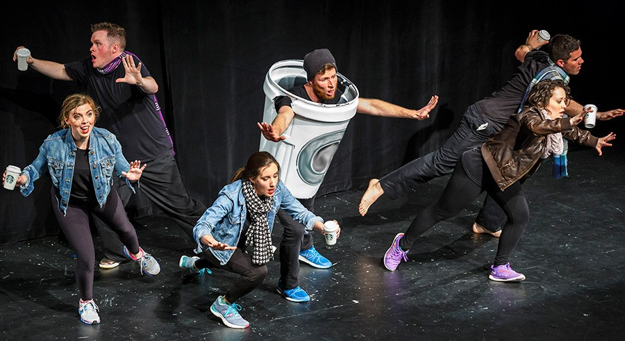 The Comedy Dance Collective - JAMES FARLEY