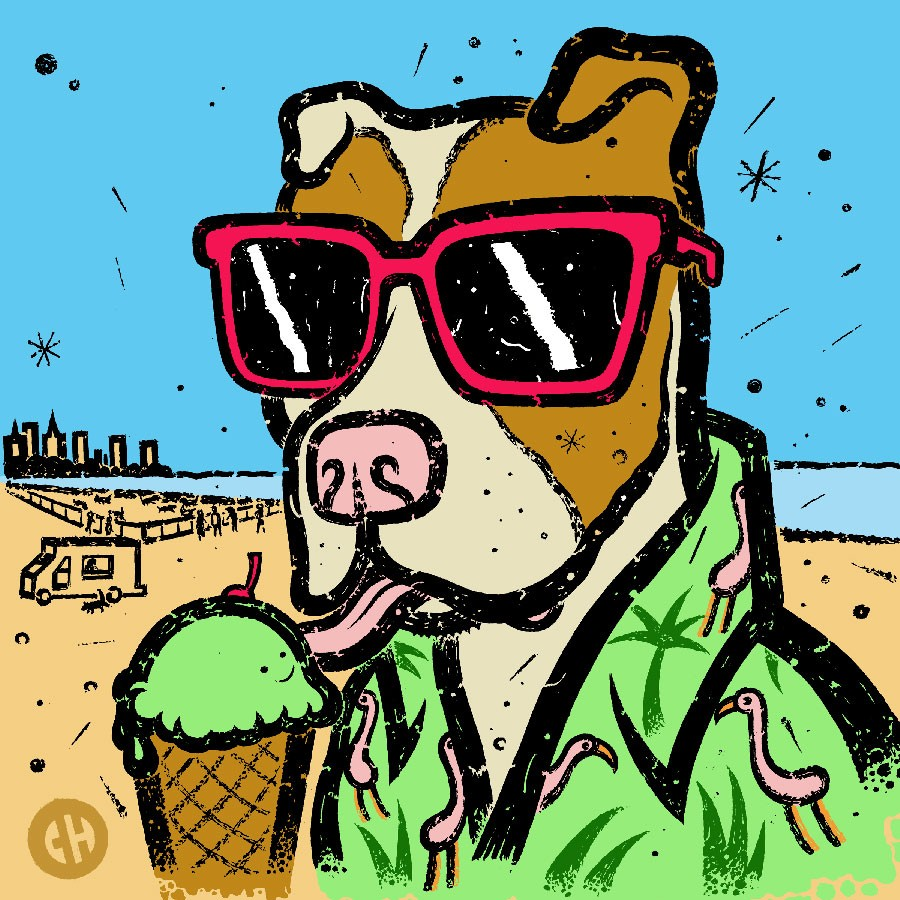 the summer guide for chicago dog owners summer guide chicago reader rh chicagoreader com August Summer Clip Art August Summer Clip Art