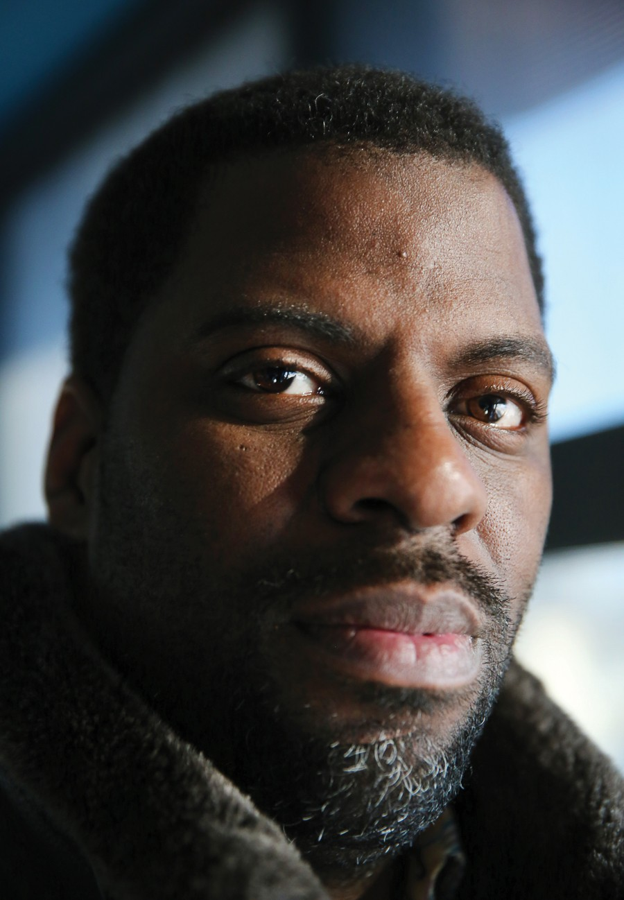 Rhymefest in 2014 - CHANDLER WEST/FOR SUN-TIMES MEDIA