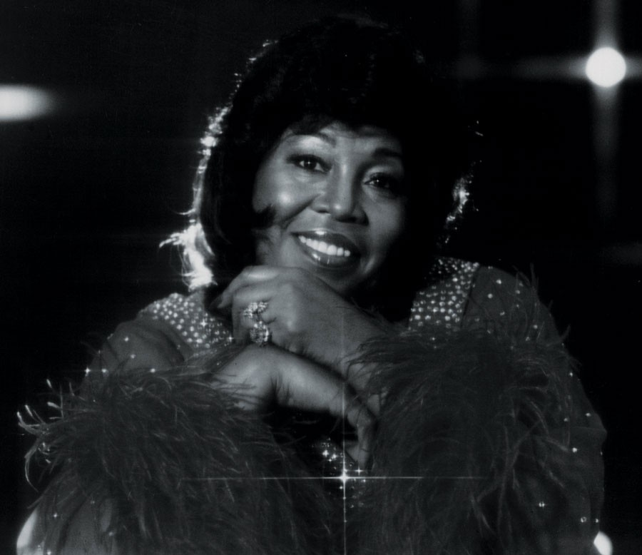 Denise LaSalle - ROGELIO V. SOLIS/AP PHOTO