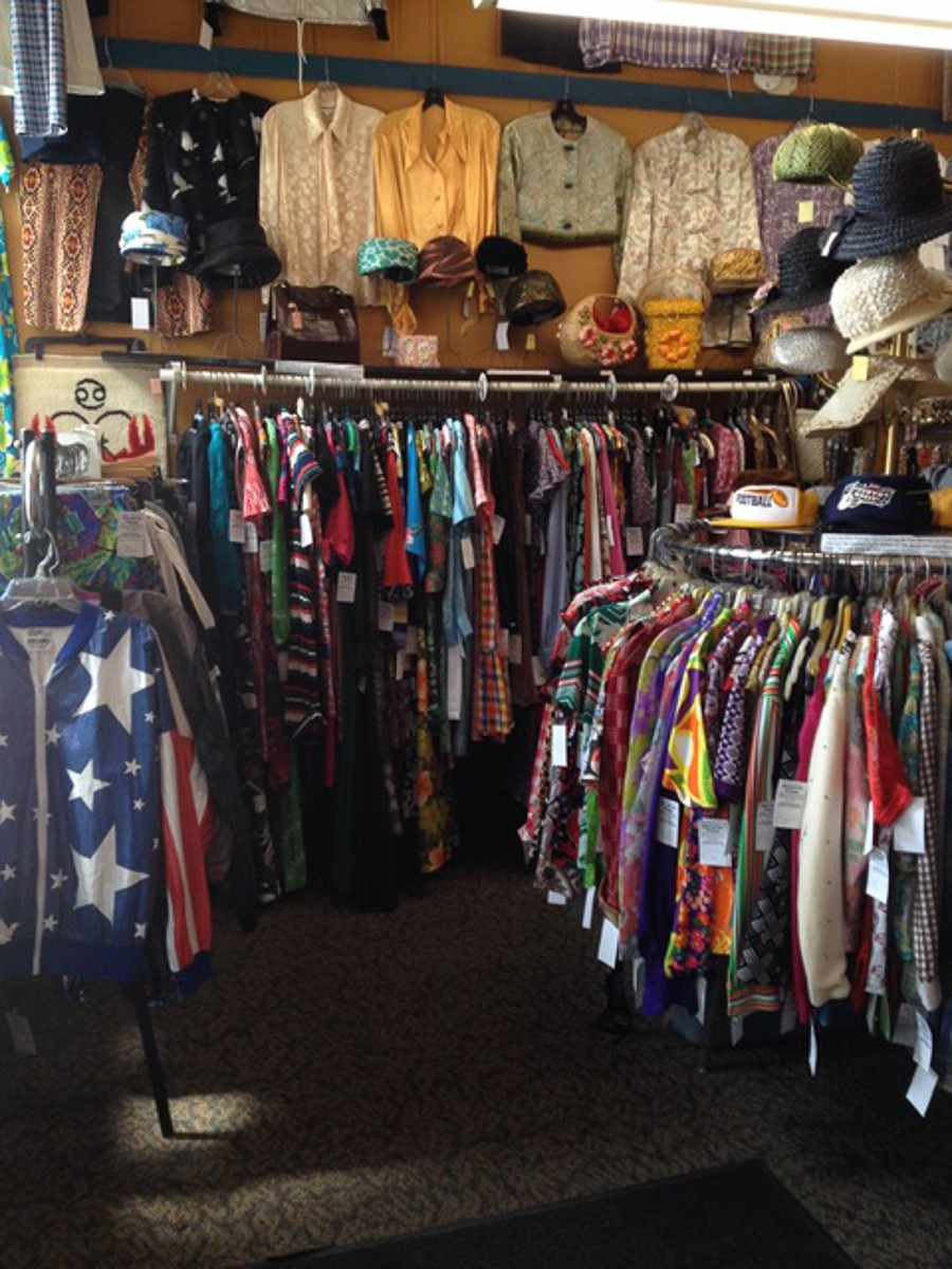 Vintage clothing store jobs