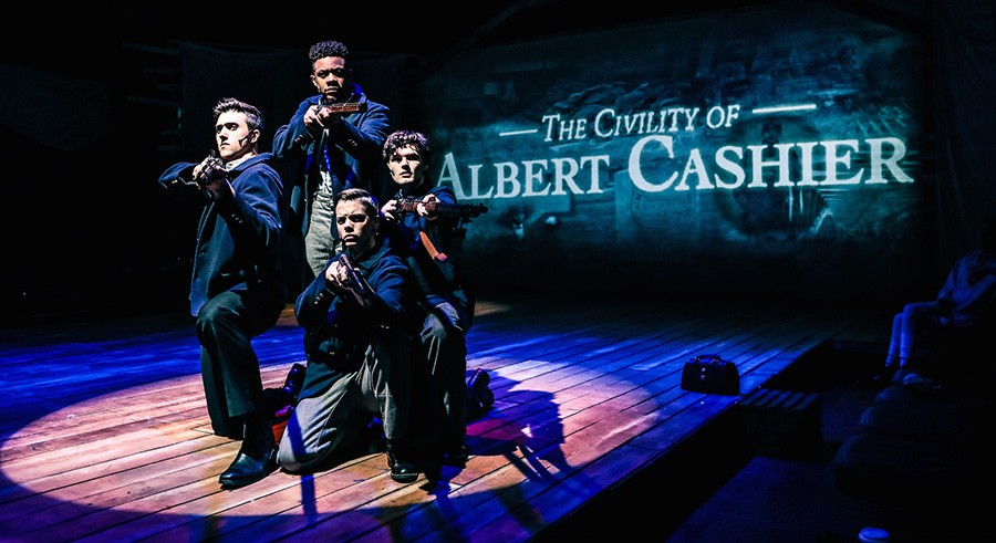 Permoveo Productions' The Civility of Alfred Cashier - COLE SIMON