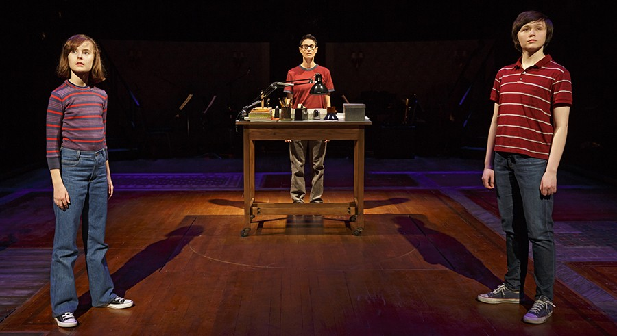 Fun Home - JOAN MARCUS