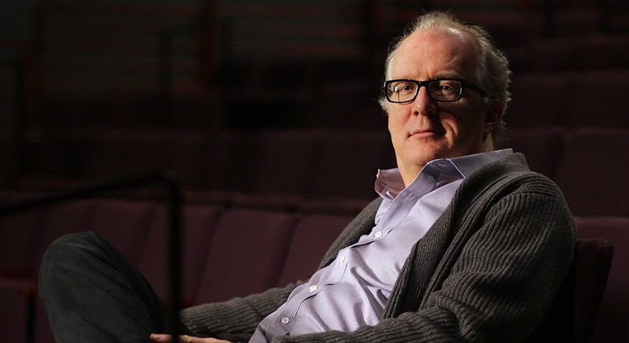 Tracy Letts - TIM BOYLE