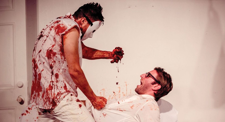 Splatter Theater opens at the Annoyance Theater on Sat 9/23. - NIKKI LOEHR