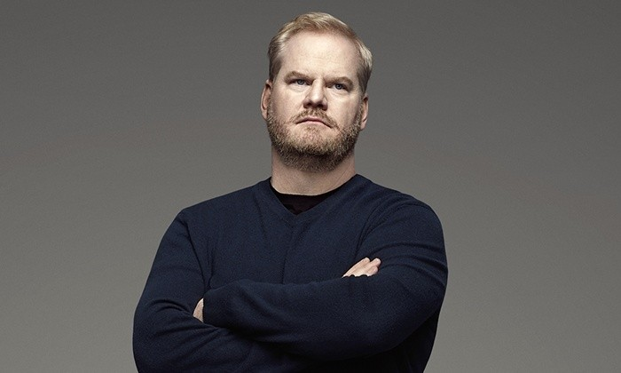 Jim Gaffigan openly ridicules himself for his eating habits, poor parenting, and general apathy at the Chicago Theatre Thursday 10/12. - COURTESY OF ARTIST
