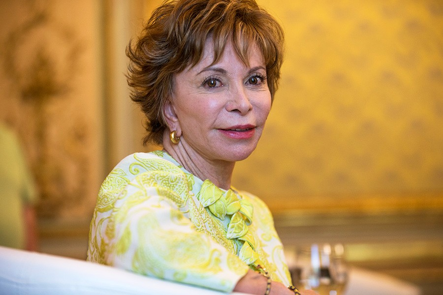 Isabel Allende's mystical new novel is a sly response to ...