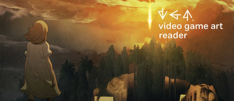 The Video Game Art Reader, a new magazine spun off the VGA Gallery, celebrates its launch on Sun 11/5. - VGA GALLERY