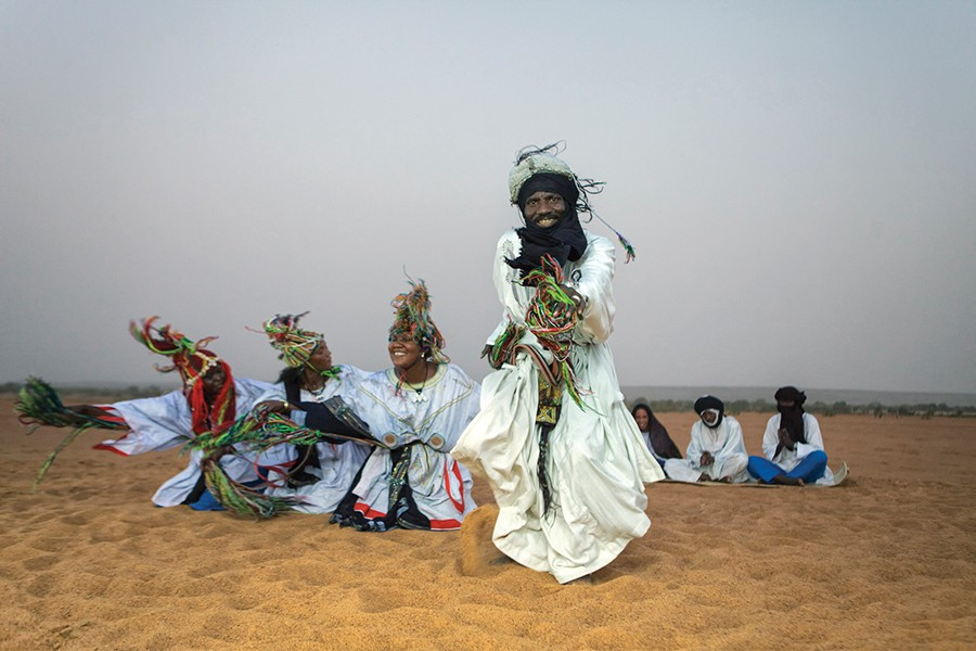 A still from It Must Make Peace, a documentary on traditional Malian music - ALL IMAGES COURTESY OF CIMMFEST