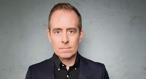 Ted Leo plays Thalia Hall in conjunction with the release of his new album, The Hanged Man, on Sun 11/12. - MINDY TUCKER