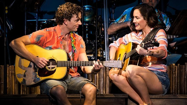 Escape to Margaritaville, at the Oriental Theatre - MATTHEW MURPHY