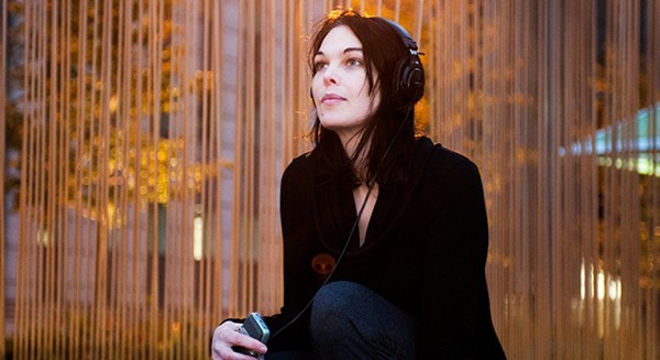Sound artist Olivia Block performs at Constellation on Thu 12/14 - ANDREA BAUER