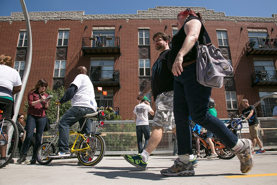 This year brought a growing awareness in Chicago that new transportation amenities such as multiuse trails and CTA-friendly high-rises can be a double-edged sword in gentrifying communities.