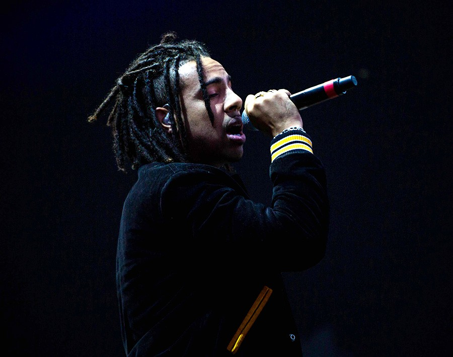 Vic Mensa throws a fund-raiser for his ambitious new ...
