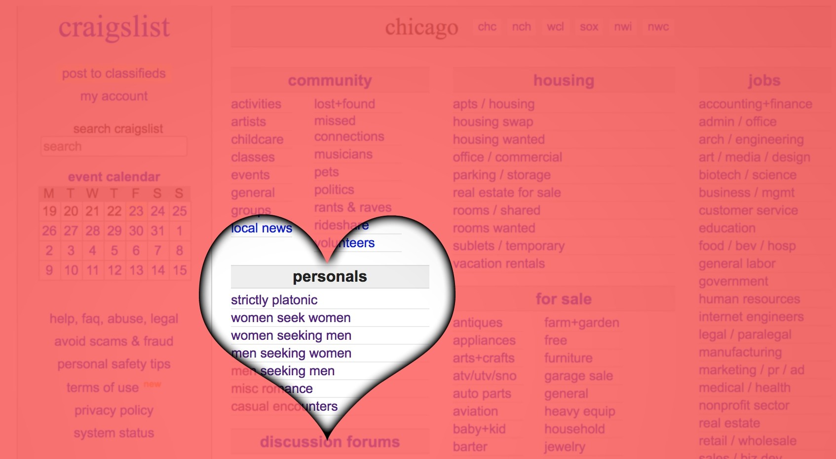 chicago hookup forum