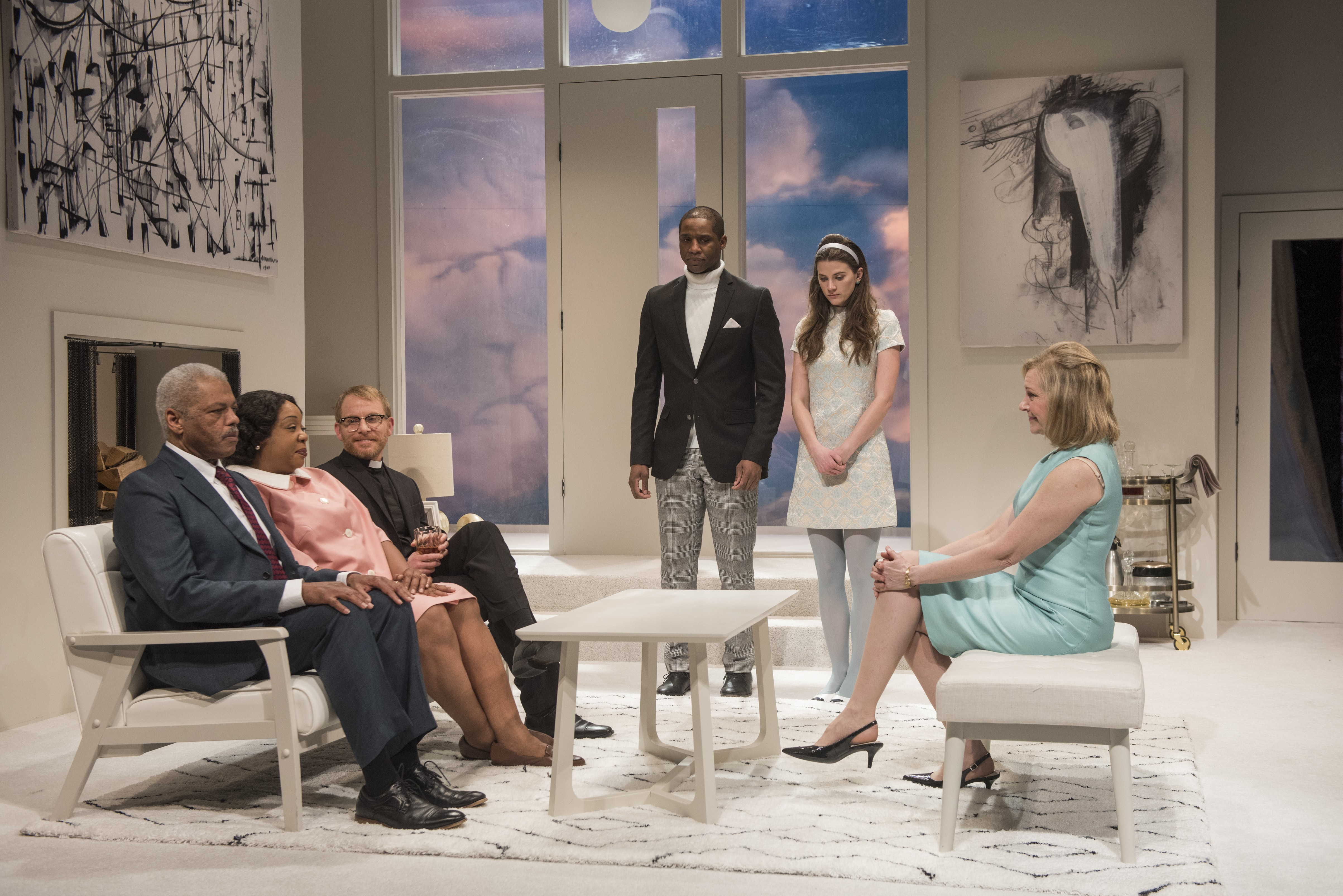 Civil rights interracial theatre plays