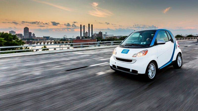 Car sharing is coming to Chicago, but not to the south side. - CAR2GO