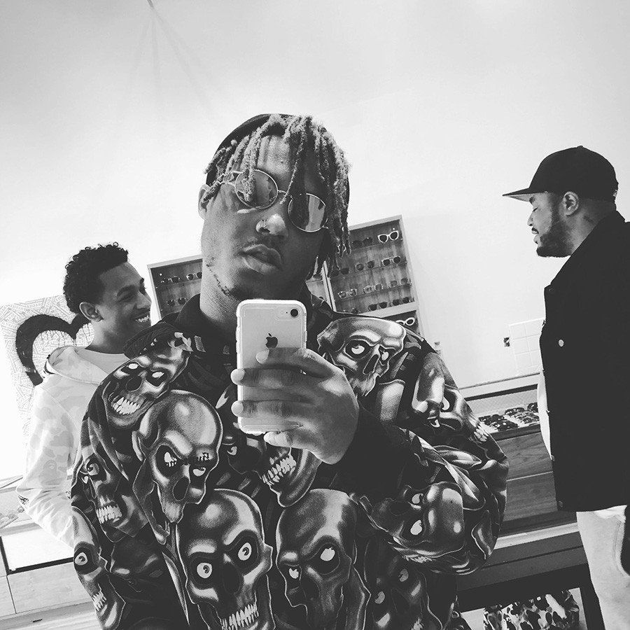 Juice Wrld and Queen Key offer divergent takes on where