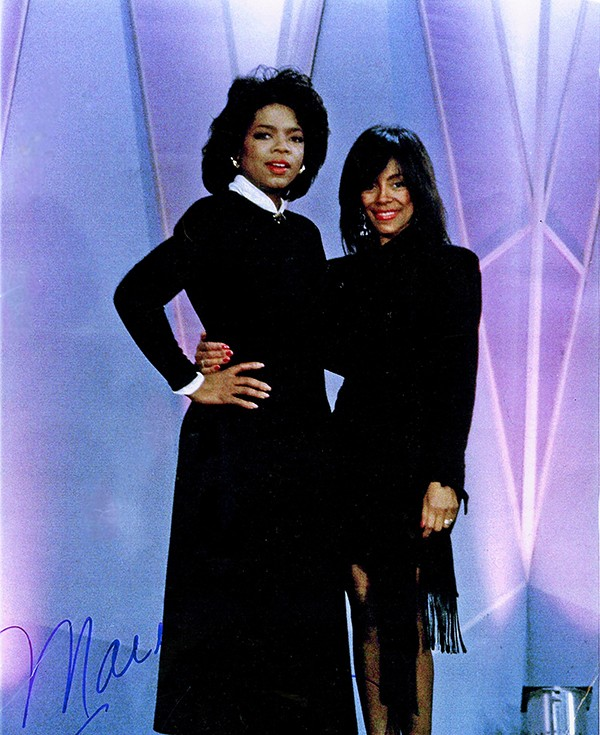 """Marie Simmons appeared on the """"Oprah Winfrey Show"""" in the 80s. - TASTE"""