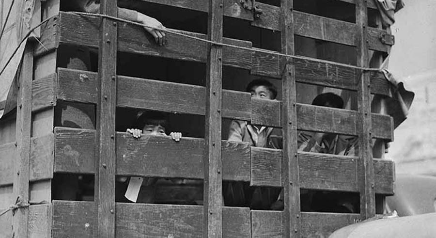 Japanese-American internment camps were also upheld by the U.S. Supreme Court. - FILE PHOTO