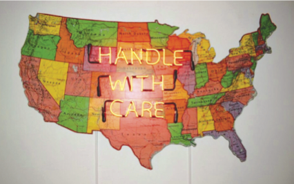 Artist: Lindsay Liss | Title: Handle with Care