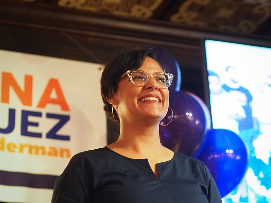 Is a Puerto Rican native running for Chicago alderman the