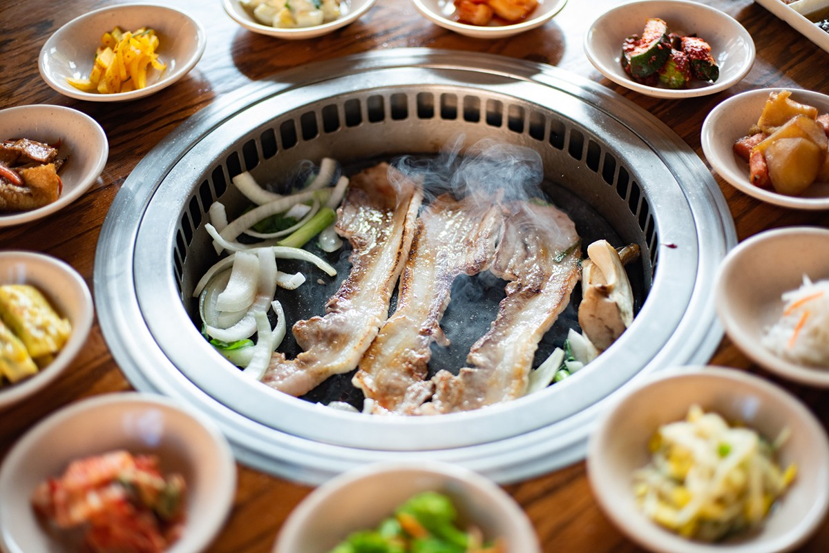 San Soo Korean Bbq Is Next Generation Restaurant Review