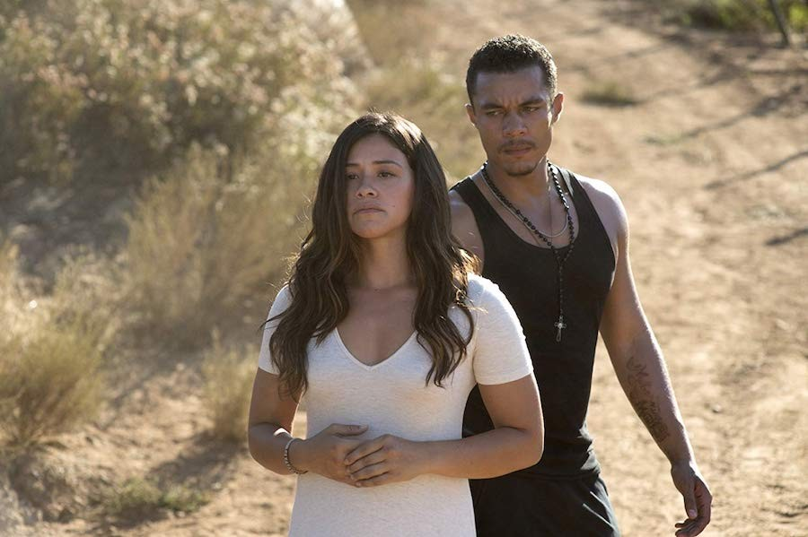 The American remake of Miss Bala is an exploitation picture veiled