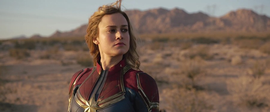 0edf149c7706e Captain Marvel shows that all female-led superhero movies needed was good  writing