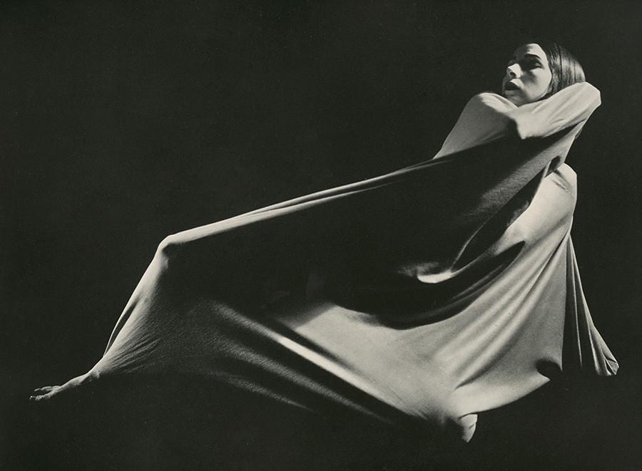 Ruth Page in Expanding Universe - COURTESY NEWBERRY LIBRARY
