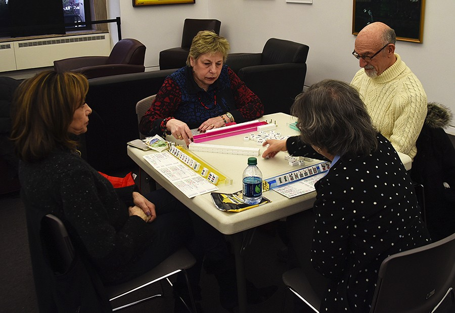 Mahjong is experiencing a renaissance downtown | Community