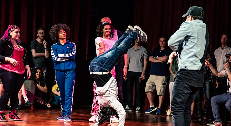 A hip-hop Barber of Seville comes to three city parks