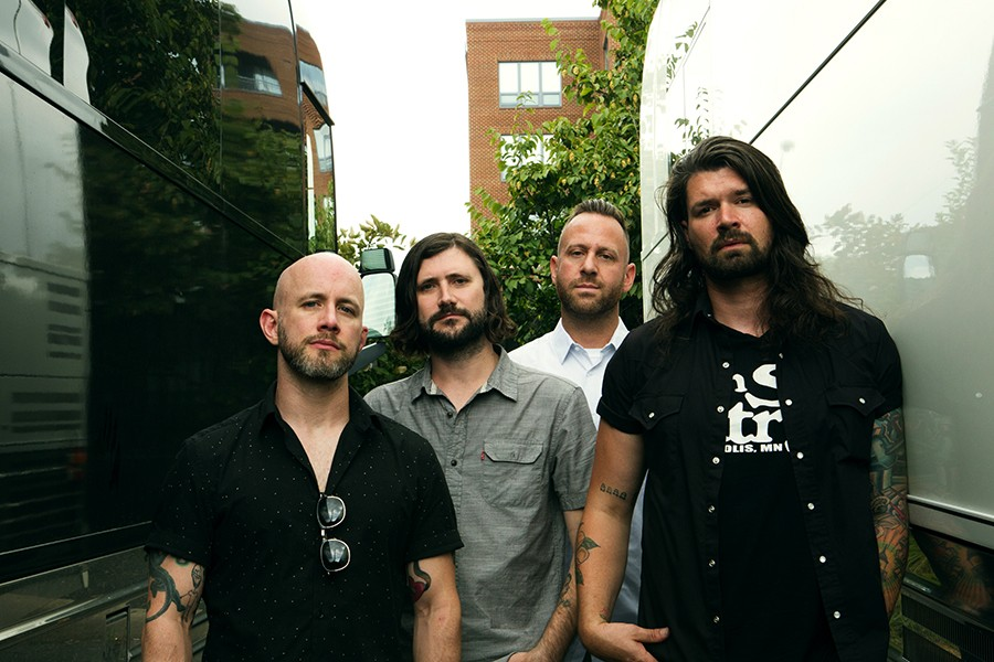 Surely it's possible for Taking Back Sunday to have played too many Riot Fests. - NATALIE ESCOBEDO
