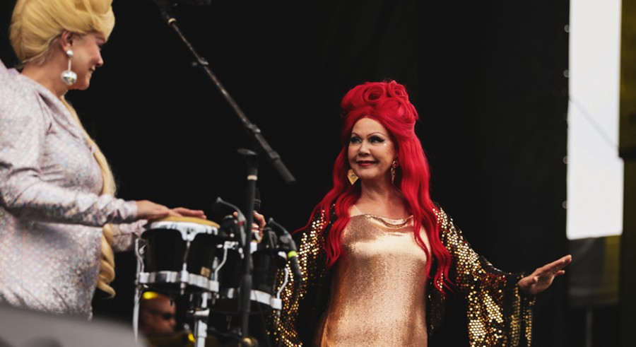 The B-52s gave Chicago one last gift at Riot Fest