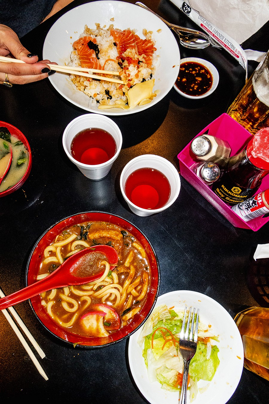 Rolling Meadows Umacamon Japanese Kitchen Upholds The