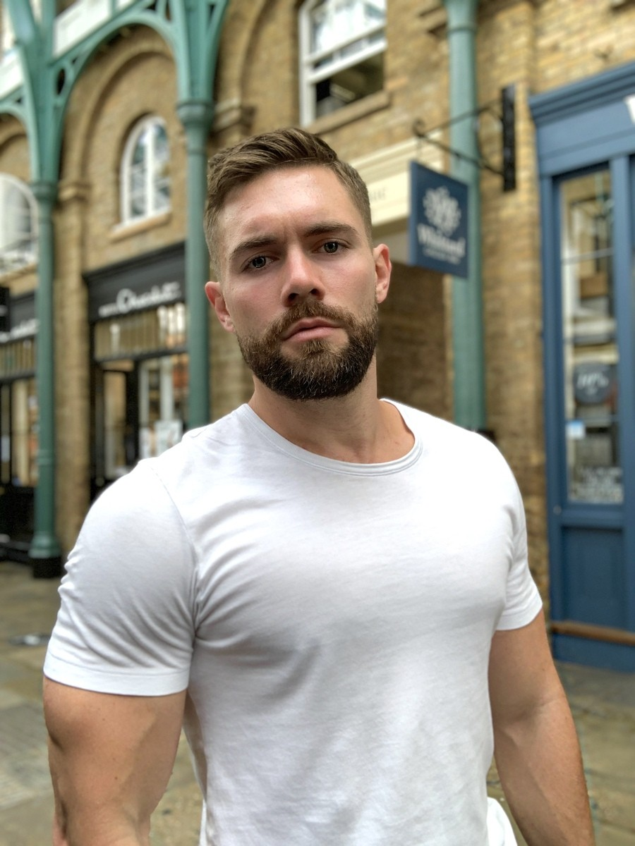 Chicagoan Griffin Barrows has more than 500 videos on his OnlyFans page and is arguably one of the site's most recognizable gay male creators. - COURTESY OF GRIFFIN BARROWS