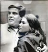Ed Sadlowski with Sue, then 17, during his run for president of the national steelworkers' union in 1977.