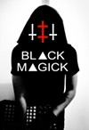 Witch-house night Black Magick debuts at the Burlington on Wednesday, February 22.