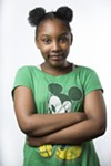 "<b>Abriana Bismillah, 10,  Bell: </b> ""The Rebel Bells are a group of girls that fight for what they want."""
