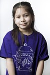 "<b>Kiki Mazon, 8, Bell:</b> The Rebel Bells make you feel: ""Excited to do something new."""