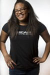 """<b>Natalia Ortega, 13, Rebel:</b> """"The Rebel Bells is fun because you get to learn about new things."""""""