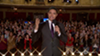 <i>Daily Show</i>'s final night in Chicago: Hasan Minhaj on 90s Bulls and North Korea; Vic Mensa on the city's 'toxic situation' (2)