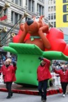 Scooby-Doo will make a star turn in this year's Thanksgiving Parade.