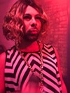 Arben Dauti, host of Chicago's Best Worst Drag Show