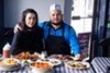 Owner Angelica Guijosa and chef Oscar Hernandez