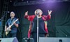 Mavis Staples onstage Friday at the Pitchfork Music Festival