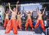 Bollywood Groove performs for SummerDance in Place on July 8.