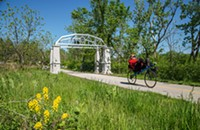 Best new rails-to-trails conversion that isn't the Bloomingdale Trail