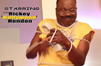 Former west-side alderman Rickey 'Hollywood' Hendon makes a comedy video