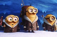 <i>Minions</i> proves that celebrity voices don't make a children's animation